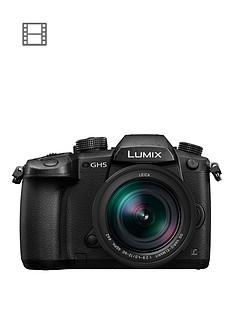 panasonic-dc-gh5leb-k-lumix-g-203-megapixel-compact-system-camera-nbsp12-60mm-leica-dg-lens