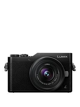 panasonic-lumix-dmc-gx800-compact-system-camera-with-12-32mm-standard-zoom-camera-lens-black