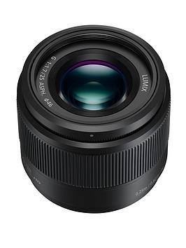 panasonic-h-h025e-k-lumix-g-25mm-micro-43-camera-lens-black