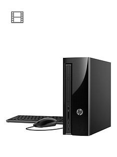 hp-slimline-260-p135na-intelreg-coretrade-i3-processornbsp8gb-ramnbsp1tb-hard-drive-desktop-pc-base-unit-black