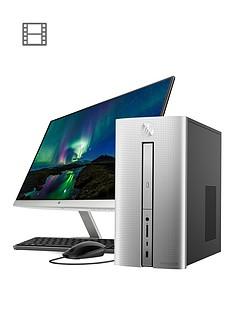 hp-pavilion-570-p050na-intelreg-coretrade-i5nbsp8gbnbspramnbspddr4-1tbnbsphard-drivenbspdesktop-pc-bundle-with-24-inch-full-hd-monitor-silver