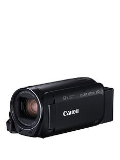 canon-legria-hf-r806-camcorder-blacknbspsave-pound25-with-voucher-code-lxk3p