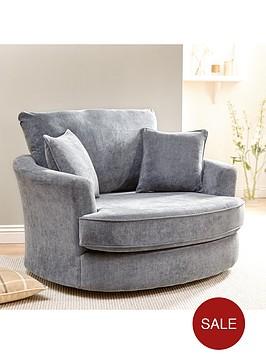 ideal-home-new-camden-fabric-swivel-chair