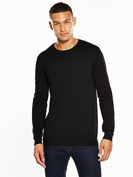v-by-very-mens-crew-neck-jumper-black