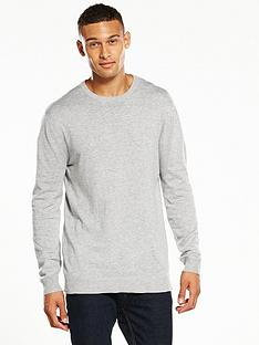v-by-very-mens-crew-neck-jumper-grey-marl