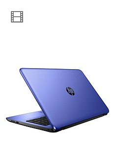 hp-15-ay081na-intelreg-celeronreg-n3060nbspprocessor-4gb-ram-500gbnbsphard-drive-156-inch-laptop-with-optional-microsoft-office-365-home-blue