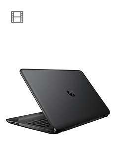 hp-15-ay080na-intelreg-celeronreg-n3060-dual-processor-4gb-ram-500gbnbsphard-drive-156-inch-laptop-with-optional-microsoft-office-365-home-black
