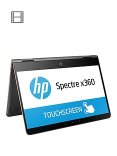 hp-spectre-x360-13-ac001na-intel-core-i5-7200unbspprocessor-8gb-ram-256gbnbspssd-133-inch-full-hd-touchscreen-2-in-1-laptop-with-optional-microsoft-office-365-home-dark-ash-silver