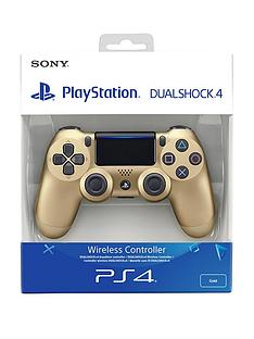 playstation-4-gold-dualshock-controller