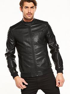 v-by-very-pu-bomber-jacket