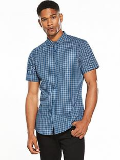 v-by-very-ss-gingham-shirt