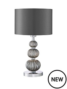 chloe-smoked-glass-three-ball-table-lamp