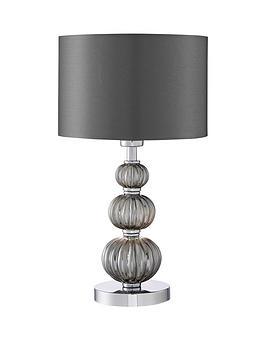 chloe-smoked-glass-three-ball-table-lamp