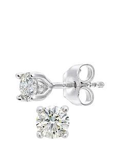 love-diamond-18ct-white-gold-50-point-diamond-solitaire-earring