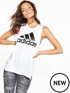 adidas-boxy-logo-tank-whitenbsp