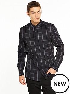 v-by-very-ls-smart-check-shirt