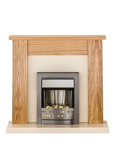 adam-fires-fireplaces-new-england-fireplace-suite-in-oak-and-cream-with-helios-electric-fire-in-brushed-steel