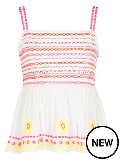 river-island-girls-white-floral-embroidered-cami-top