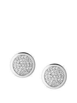 links-of-london-diamond-essentials-sterling-silver-amp-pave-round-stud-earrings