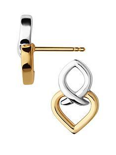 links-of-london-infinite-love-sterling-silver-and-18kt-gold-vermeil-earrings