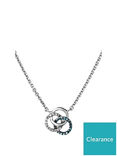 links-of-london-treasured-sterling-silver-white-amp-blue-diamond-necklace