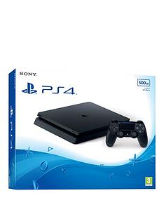 playstation-4-slim-500gb-console-plusnbspoptional-controller-andor-12-months-psn-subscription