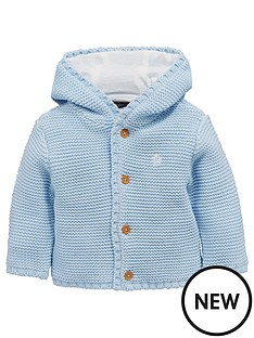 mini-v-by-very-baby-boys-hooded-knitted-cardigan-blue