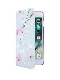 d5e4b391e0cfd Ted Baker iPhone 6 7 8 Plus Womens AMMAA Phone Case - Oriental Bloom