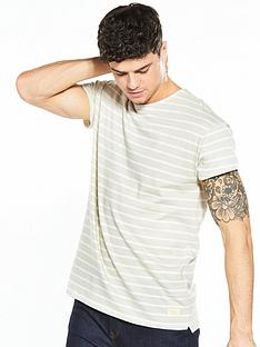 selected-homme-organic-cotton-oversized-striped-tshirt