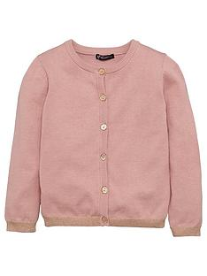 mini-v-by-very-toddler-girls-lurex-trim-cardigan-pink