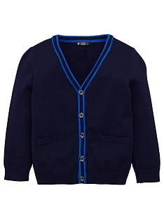 mini-v-by-very-boys-soft-knit-navy-cardigan