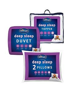 silentnight-silentnight-deep-sleep-135-tog-duvet-pillow-pair-and-topper-bundle-king