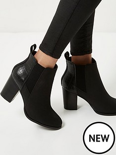 river-island-iesha-heeled-chelsea-boot