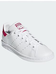 adidas-originals-stan-smith-junior-trainer-whitepink
