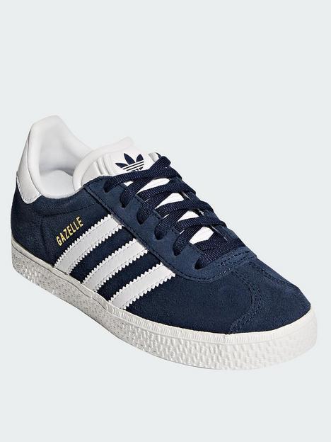 adidas-originals-gazelle-childrens-trainer-navy