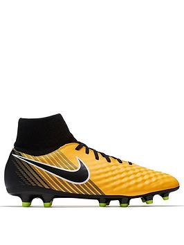 88696cc2dd20 Nike Mens Magista Onda II Dynamic Fit Firm Ground Football Boot ...