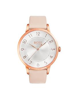 boss-hugo-boss-black-eclipse-white-dial-blush-leather-strap-ladies-watch