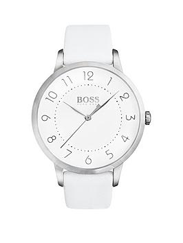 boss-hugo-boss-black-eclipse-white-dial-white-leather-strap-ladeis-watch
