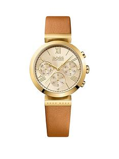 boss-hugo-boss-black-classic-sport-multi-dial-tan-leather-strap-ladies-watch