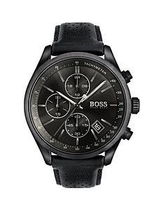 boss-hugo-boss-black-grand-prix-black-chronograph-dial-black-leather-strap-mens-watch