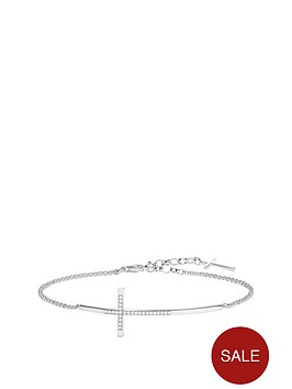 thomas-sabo-sterling-silver-glam-amp-soul-diamond-set-cross-bracelet-19cm