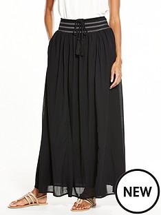 v-by-very-smock-detail-maxi-skirt