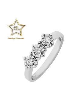 starlight-9ct-gold-1ct-look-10-point-illusion-set-trilogy-ring