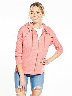 v-by-very-frill-zip-through-hoodie
