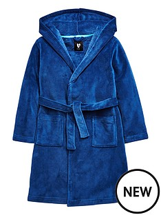 v-by-very-boys-hooded-fleece-dressing-gown