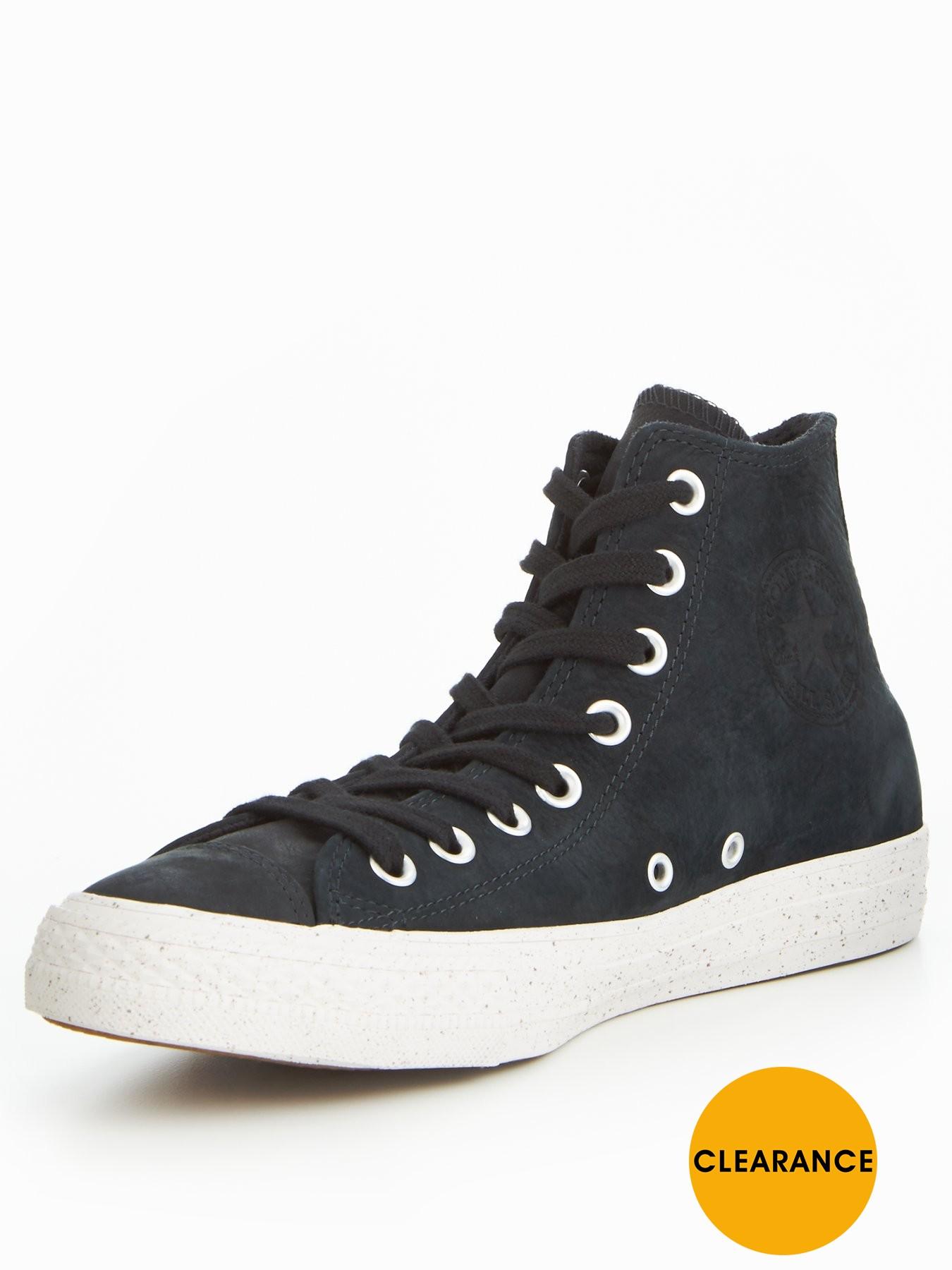 Converse Chuck Taylor All Star Hi Premium 1600161820 Men's Shoes Converse Pumps Plimsolls