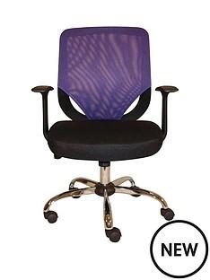 alphason-atlanta-mesh-back-office-chair