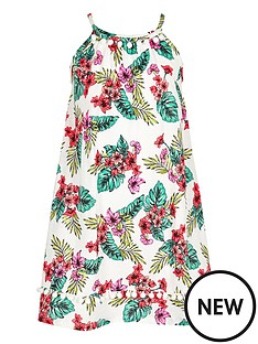 river-island-girls-white-tropical-print-pom-pom-hem-dress
