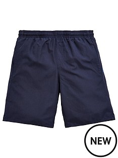 adidas-older-boys-logo-swim-short
