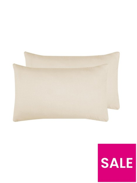 silentnight-180-thread-count-pure-cotton-standard-pillowcases-pair